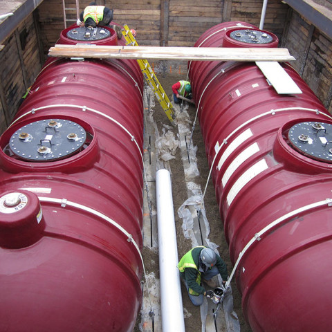 Tank Installations